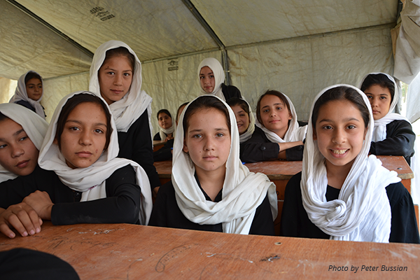 sahar  u2013 education for afghan girls